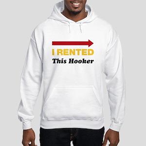 Eastbound and Down: Rented Hooke Hooded Sweatshirt
