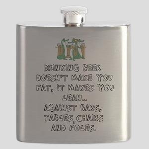 Beer Drinking Flask