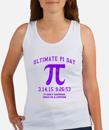 Ultimate PI Day 2015 Tank Top