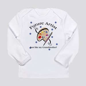 artist5 Long Sleeve T-Shirt