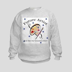 artist5.jpg Sweatshirt