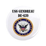 USS GENDREAU Button