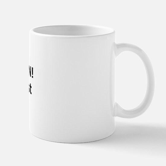 Back Off Man! Mug