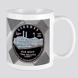 San Francisco Old Mint Dollar Mug