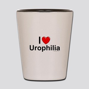 Urophilia Shot Glass