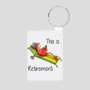 Retirment Keychains
