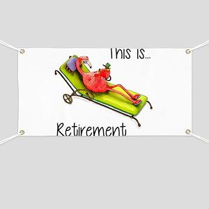 Retirment Banner