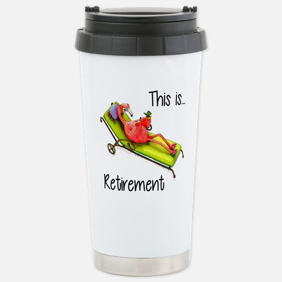Retirment Travel Mug