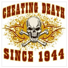 cheating death 1944 Poster