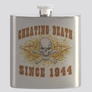 cheating death 1944 Flask