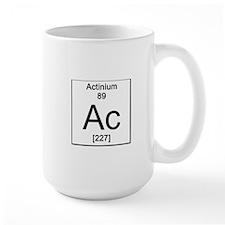 89. Actinium Mugs