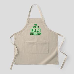 World's Tallest Leprechaun Apron