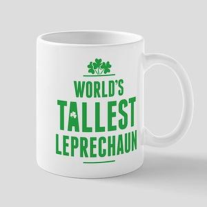 World's Tallest Leprechaun Mugs