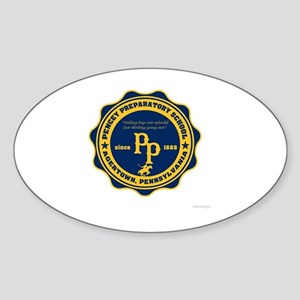 Pencey Prep Sticker (Oval)
