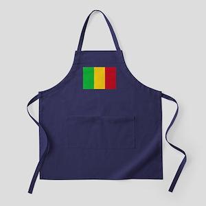 Mali Flag Apron (dark)
