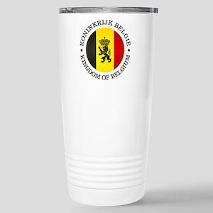 Belgium (rd) Travel Mug