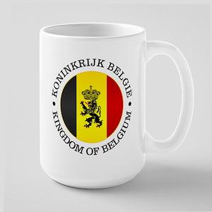 Belgium (rd) Mugs