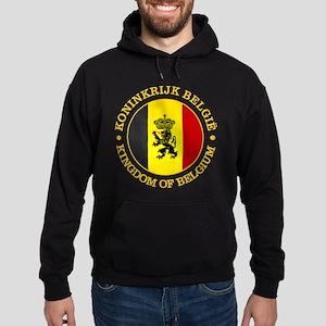 Belgium (rd) Hoodie