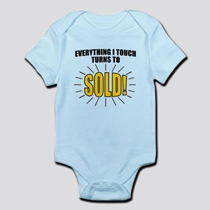 Everything I touch turns to SOLD! Body Suit