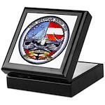 USS GEORGIA Keepsake Box