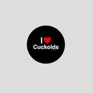 Cuckolds Mini Button