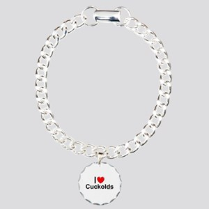 Cuckolds Charm Bracelet, One Charm