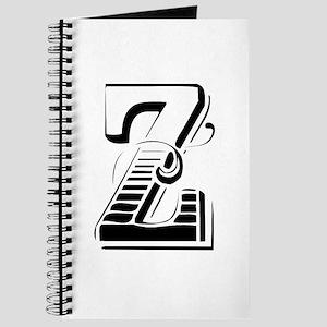 Z-Max black Journal