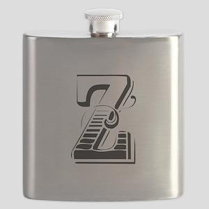 Z-Max black Flask