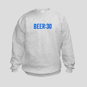 Beer:30 Kids Sweatshirt
