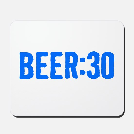 Beer:30 Mousepad