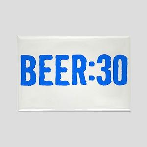 Beer:30 Rectangle Magnet