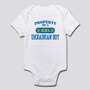 Property of a Ukrainian Boy Infant Bodysuit