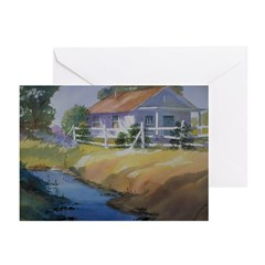 A Place in the Country Note Cards (Pk of 10)