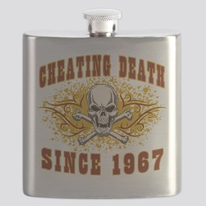 Cheating death 1967 Flask