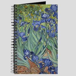 Van Gogh - Irises Journal
