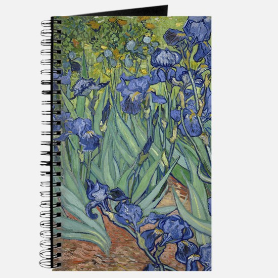 Van Gogh - Irises Journal