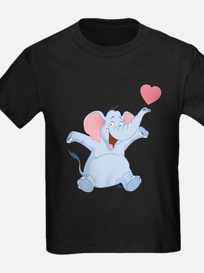 Loving Elephan T-Shirt