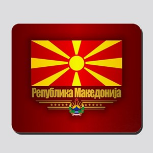 Macedonia Mousepad
