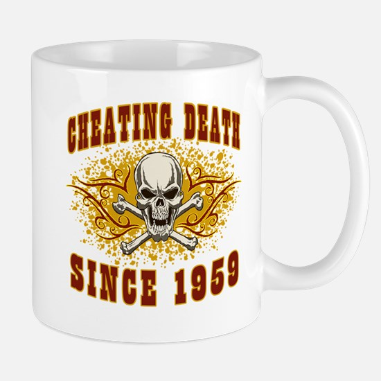 Cheating Death 1959 Mugs