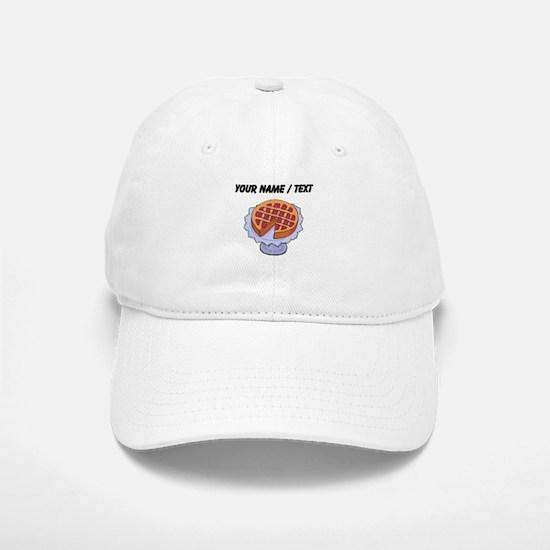 Pie (Custom) Baseball Baseball Baseball Cap