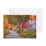 Fall in Brandywine Note Cards (Pk of 10)