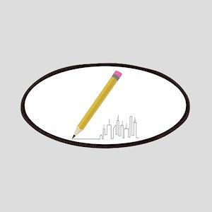 Cityscape Sketch Patch