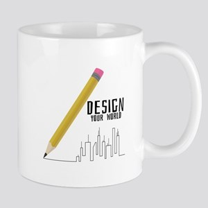 Design Your World Mugs