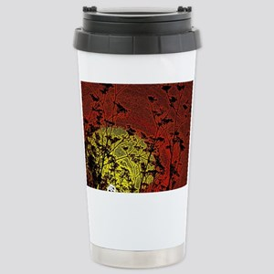 Bloody Sunrise Stainless Steel Travel Mug