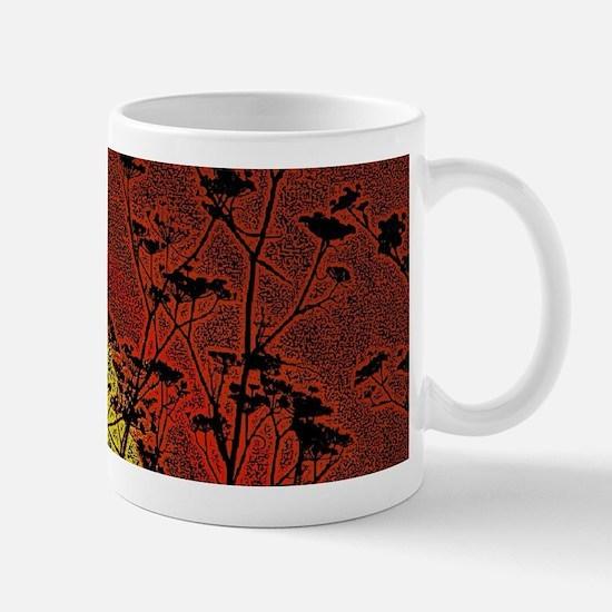 Bloody Sunrise Mugs