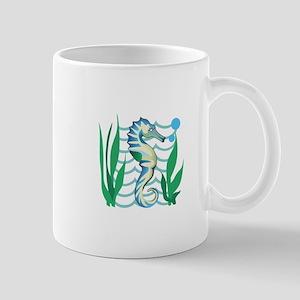 SEAHORSE DESIGN Mugs