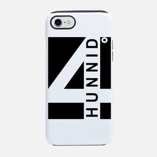 4 Hunnid iPhone 7 Tough Case