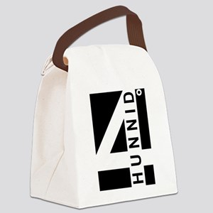 4 Hunnid Canvas Lunch Bag