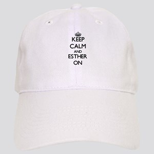Keep Calm and Esther ON Cap