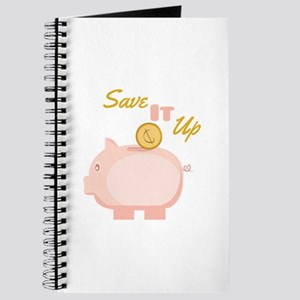 Save it Up Journal